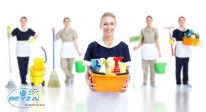 Temizlik Şirketi Web Sitesi Tasarımı