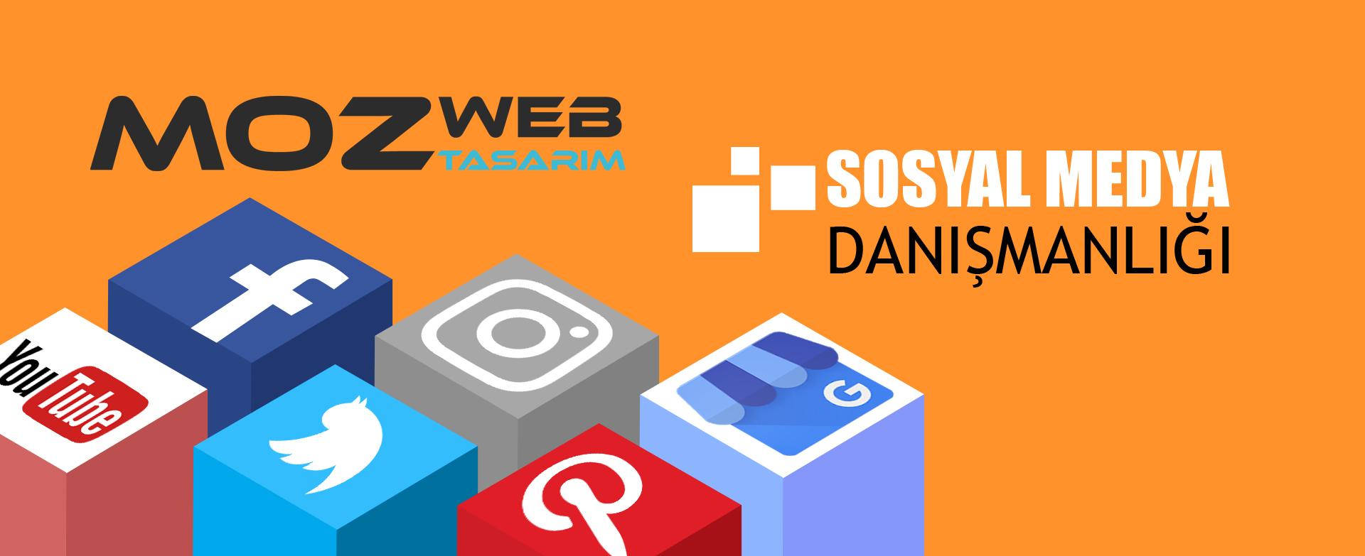 Sosyal Medya Uzmanı ve Danışmanlığı Facebook Instagram Twitter